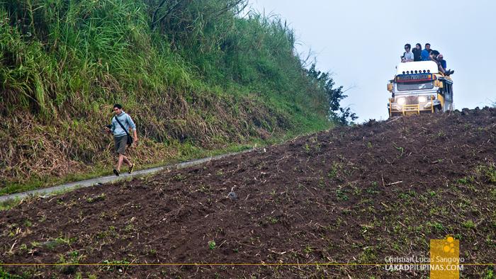 Toploading at Nagtipunan, Quirino