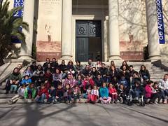 Salida familiar al Museo Antropológico