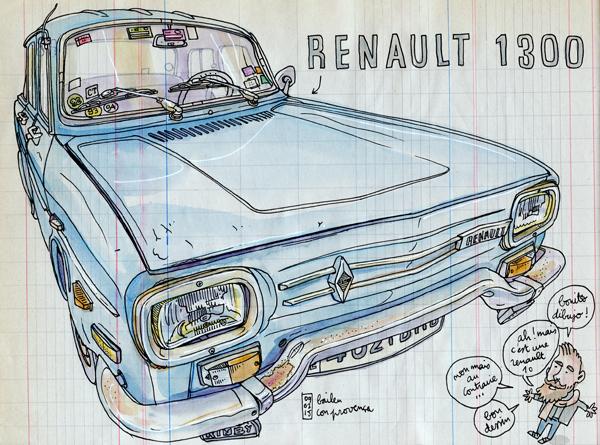 renault 1300
