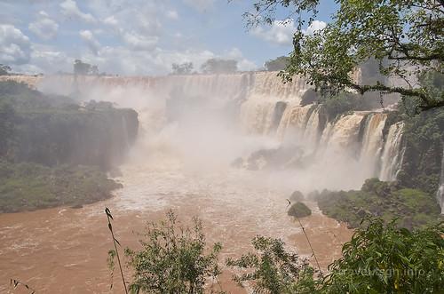 【写真】世界一周 : イグアスの滝・ロワートレイル(1)