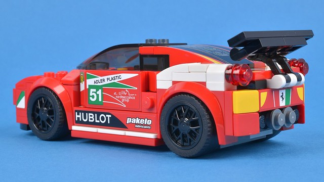 Review: 75908 458 Italia GT2 | Brickset: LEGO set guide and database