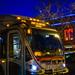 Blue Hour Metrobus