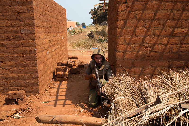 Maintien de la paix dans le monde - Les FAR en République Centrafricaine - RCA (MINUSCA) - Page 2 16518208452_38c1ec3862_c