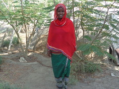 Asma Musa is an eighth grade student in Semera Girls Boarding School. She is 16 years old