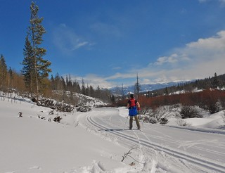 On Pole Creek Trail