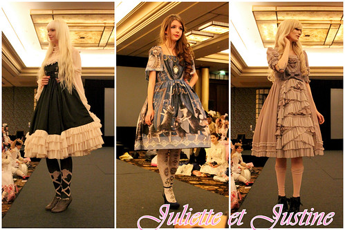 Fashion Show - Juliette et Justine