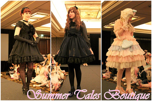 Fashion Show - Summer Tales Boutique