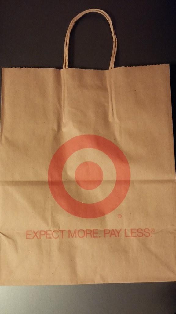 08fe570ca189 Target Paper Bag