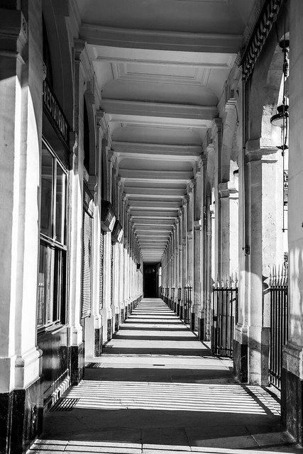 Galerie de Beaujolais, Palais Royal