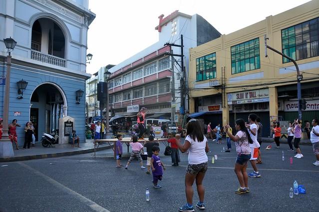 Iloilo Street Zumba