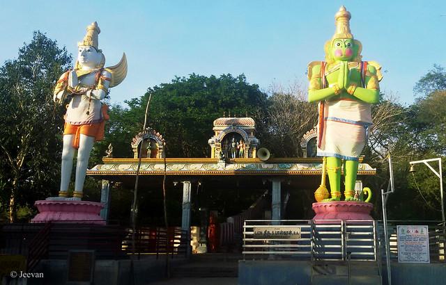 Sri Veera Anjaneyar Temple, Pudupakkam