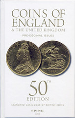 Coins of England 50th ed Pre-decimal