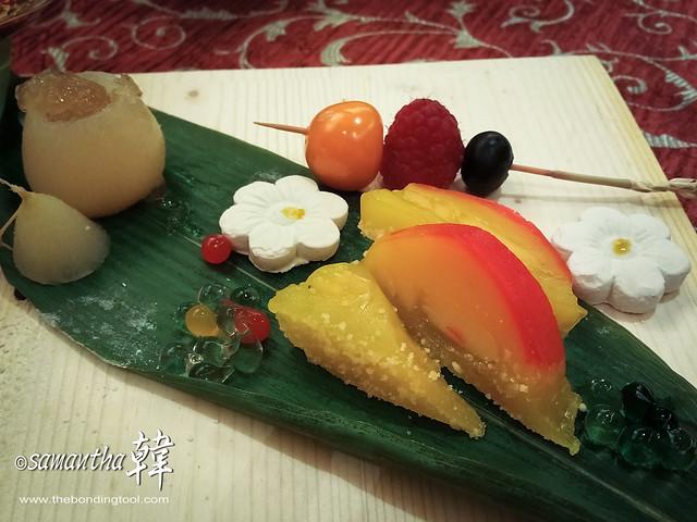 Peach Blossoms @ Marina Mandarin Hotel