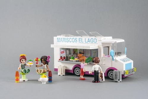 Taco Truck El Lago (Lago Corazon!! :p )