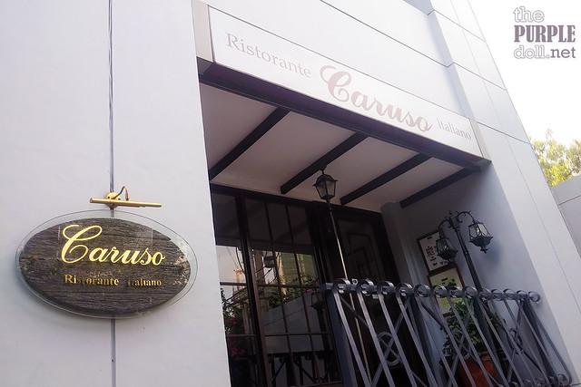 Caruso Ristorante Italiano in Makati