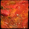 Cucina Dello Zio #homemade #pork #peppers and #paprika #CucinaDelloZio - A bit more spice