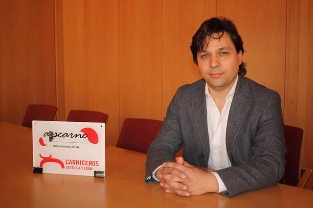 Juan Antonio Mendo, presidente de AESCARNE