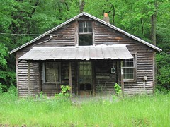 Derelict in Charlotte County
