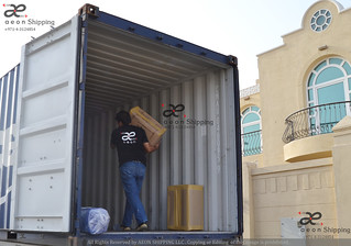 Household Goods Shipping from Dubai UAE TO International Destination