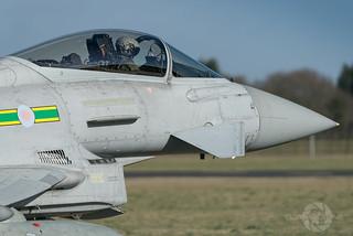 3 Squadron Typhoon