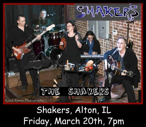 The Shakers 3-20-15