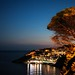 Dubrovnik at night by Siuloon