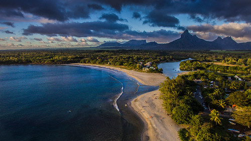 Mauritius Aerial Photography