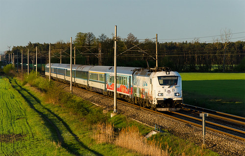 380011 380 čd škoda electric locomotive slovakia nikis182
