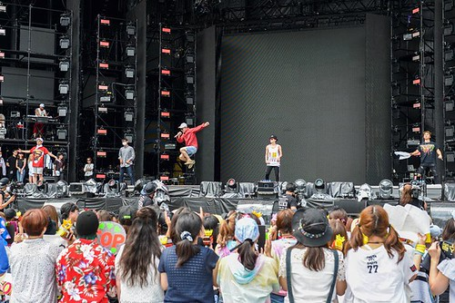 Big Bang - 0.TO.10 in Japan - Rehearsal - 30jul2016 - YGEXStaff - 01