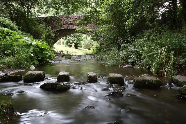 River Alyn, Llandegla.
