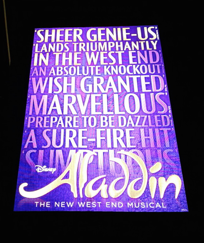 Aladdin on West End
