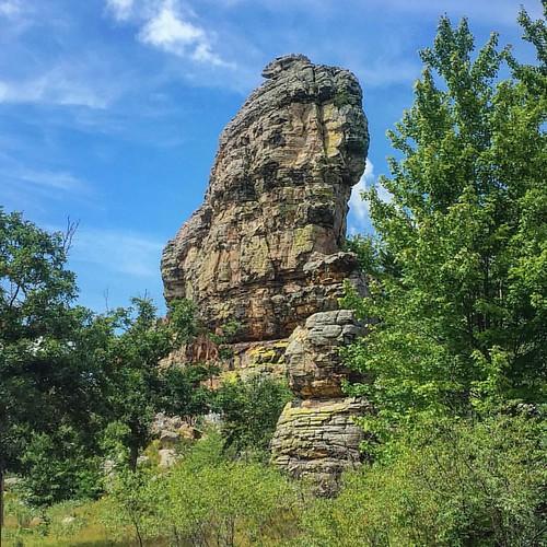 #Wisconsin #adventure #roadtrip #shiprock #landmark