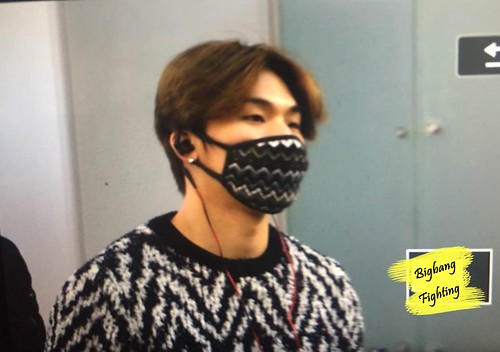 Big Bang - Incheon Airport - 27nov2015 - BigbangFighting - 07