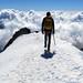 Allalinhorn (4027m) - Wallis - Schweiz by Felina Photography, tornando in Ticino :-)