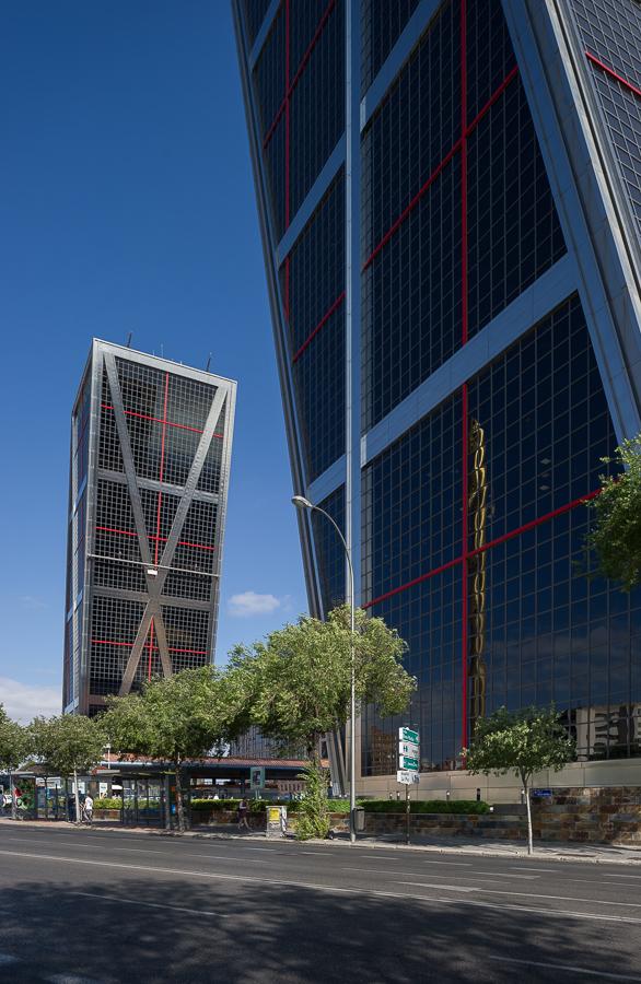 torres KIO, Madrid