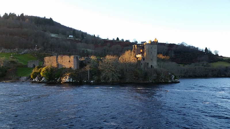 Loch Ness, United Kingdom - Loch Ness, Scottish Highlands, United Kingdom