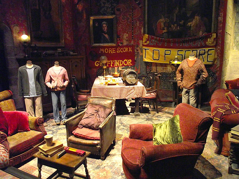 Sala común de Gryffindor