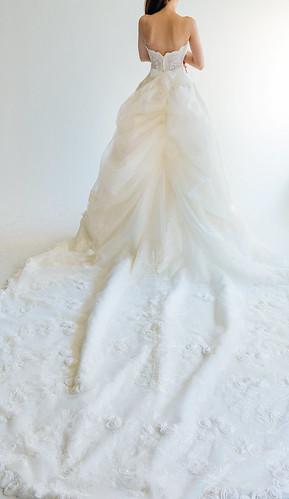 高雄婚紗推薦_高雄法國台北Pony設計造型團隊_設計款婚紗 (7)
