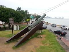 Fuerte Cornwalis Penang