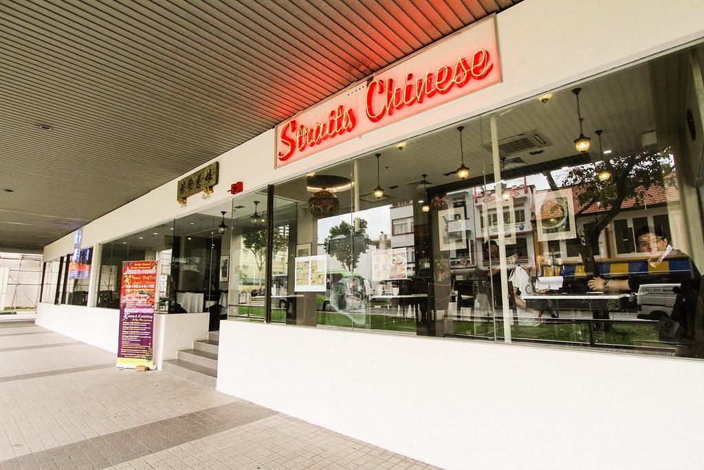 Straits Chinese Nonya Restaurant