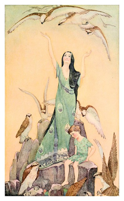 015-A little boy lost (c1920) - Ilustrado por Dorothy P. Lathrop