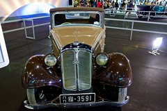 1936 DKW F5 classic car at the 31st Thailand International Motor Expo