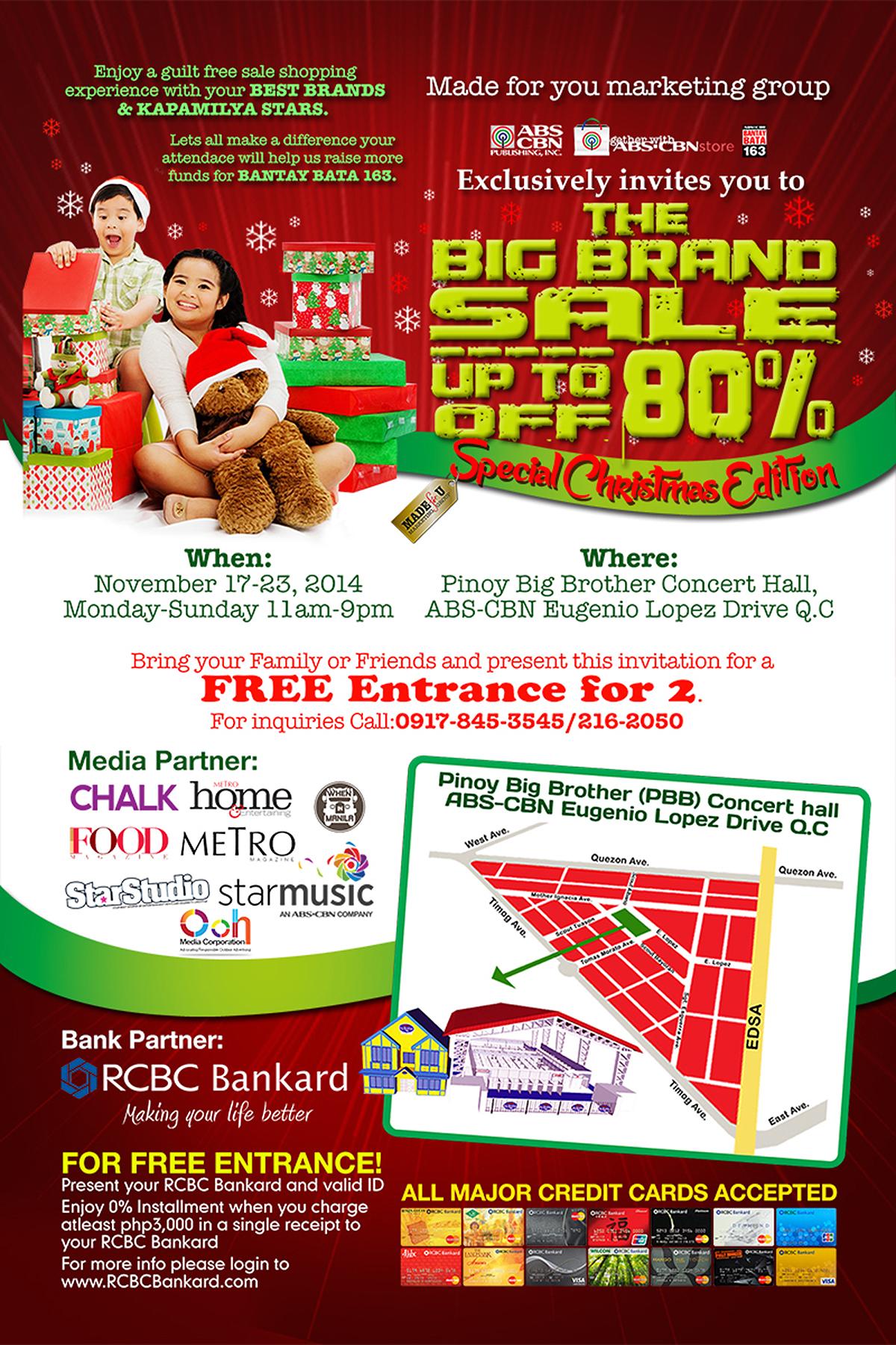 Trice Nagusara Big Brand Sale Special Christmas Edition 2014 04