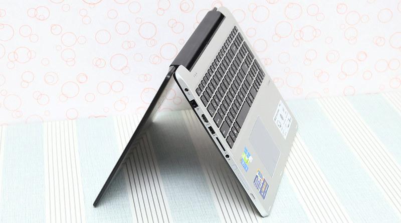 So sánh laptop Asus TP550LD và HP Pavilion 14 - 56615