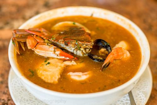 Parihuela/Seafood Stew