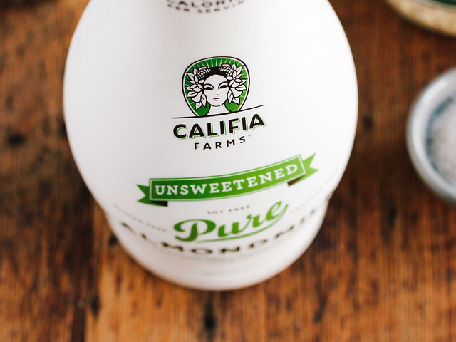 Califia Farms unsweetend almondmilk