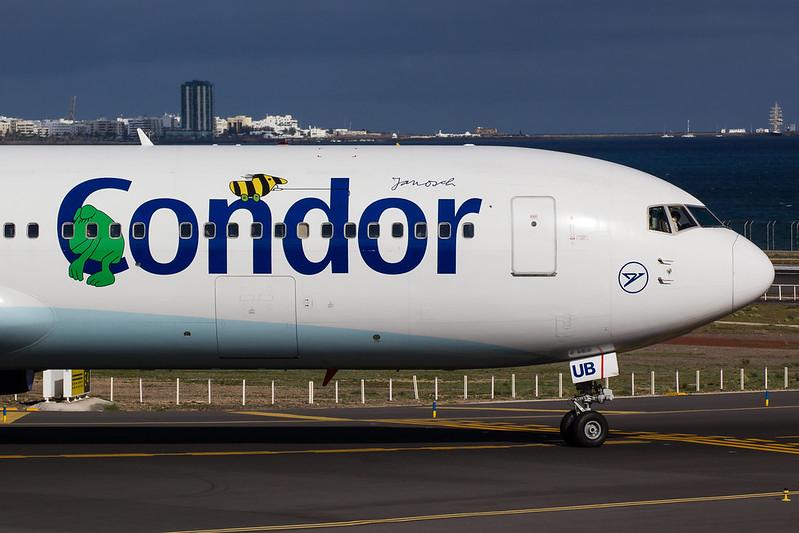 Condor - B763 - D-ABUB (2)