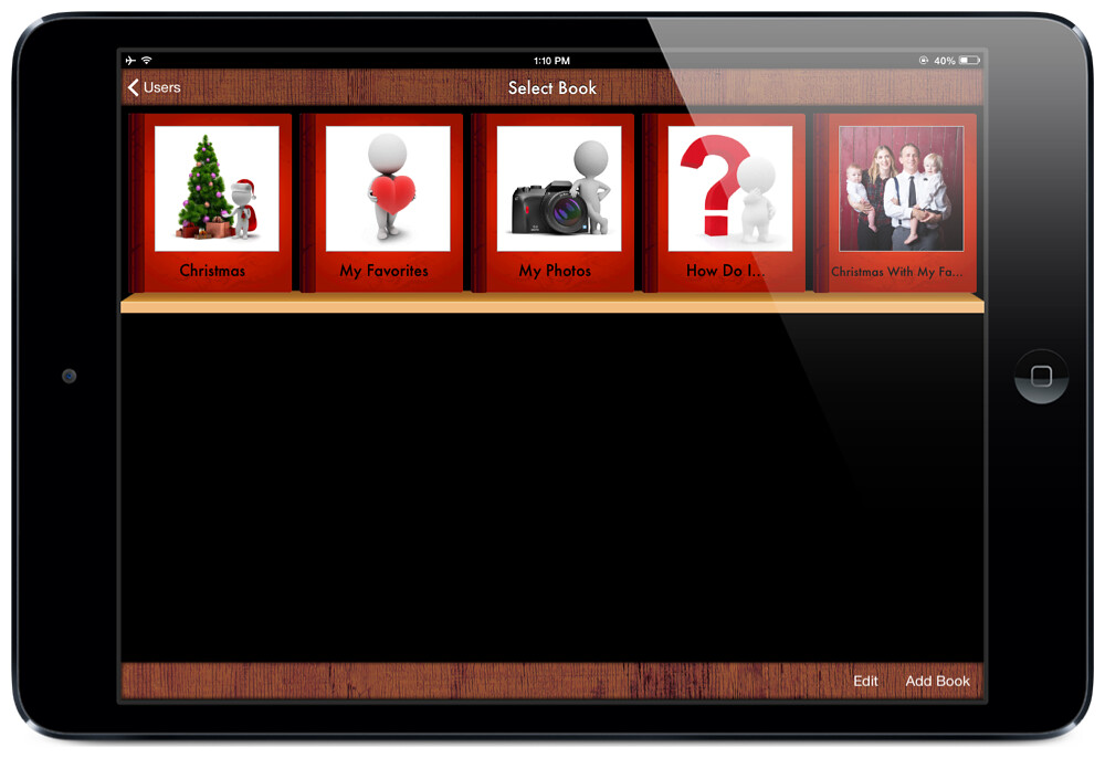 i Get Christmas App