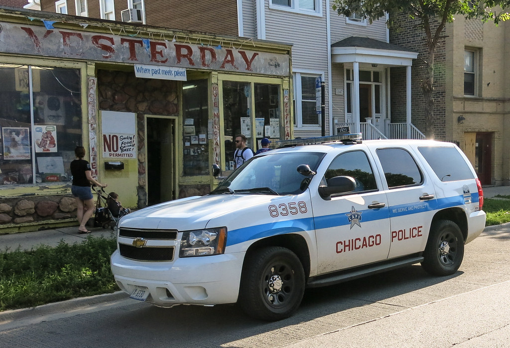 Have fun svo 39 s most recent flickr photos picssr for Chicago motors used police cars