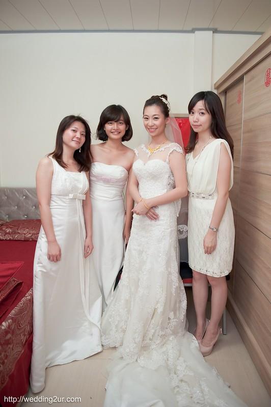 [婚禮攝影] @雲林自宅流水席_076家昇佩如